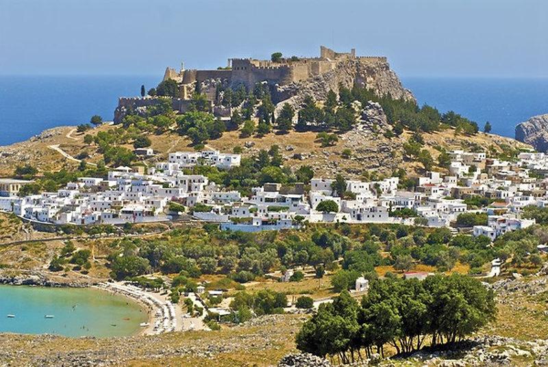 Excursions In Rhodes Rodos Rhodos Greece City Tour