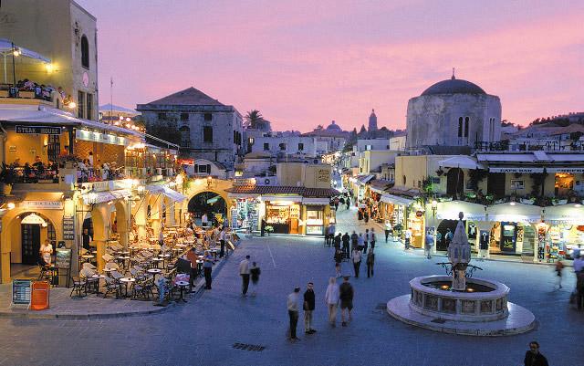 Excursions in Rhodes (Rodos, Rhodos) Greece - CITY TOUR ...